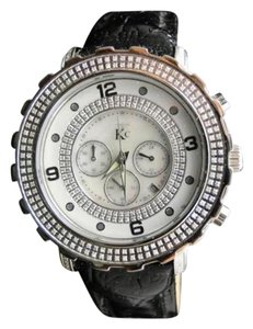 Other Mens Techno Com Kc Joe Rodeo Master Genuine 51mm Diamond Watch 3.75 Ct