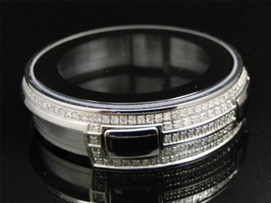 Gucci Custom Steel And Genuine Diamond Bezel Case For I Gucci Digital Watch Ct