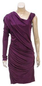 Alexander Wang short dress Purple on Tradesy