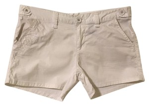 Buffalo David Bitton Cargo Shorts White