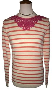 Vineyard Vines Free Shipping Size L Orange Sherbert Wool Sweater
