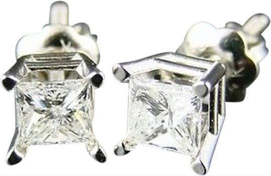 Other 14k,Mensladies,Princess,Cut,Diamond,Solitaire,.60,Ct