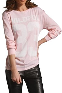 Wildfox Light Baby T Shirt Pink
