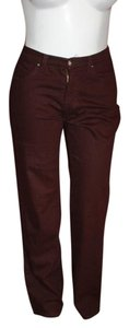 Versace Jeans Straight Pants BROWN