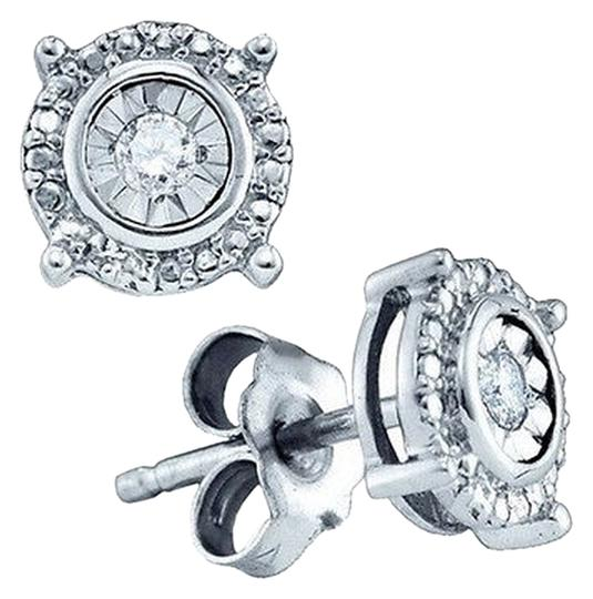 Preload https://item3.tradesy.com/images/mens-ladies-white-gold-finish-genuine-round-diamond-4-prong-studs-earrings-1881937-0-0.jpg?width=440&height=440