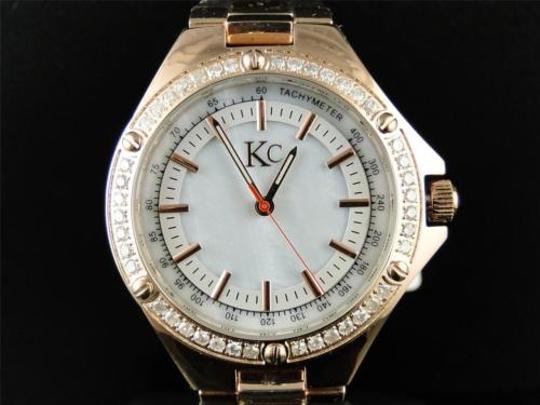 Other Ladies Womens Techno Com Kc 36mm Rose Diamond Watch Joe Rodeo Jojo Aqua Master