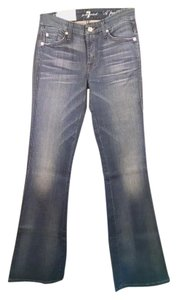7 For All Mankind 'a' Pocket Denim Tall/long Flare Leg Jeans