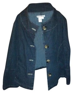 Ami Womens Jean Jacket