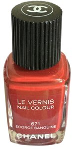 Chanel CHANEL LE VERNIS NAIL 671 Ecorce Sanguine COLOUR POLISH new tester