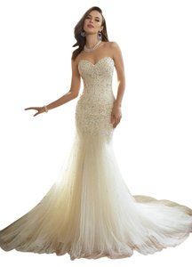 Sophia Tolli Amira Wedding Tulle Dress