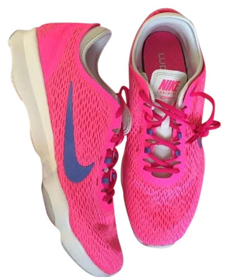 Nike Womens Zoom Trainers Pink Trainers Zoom New Sneakers 865a80