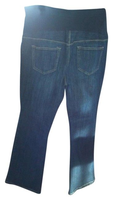 Item - Blue Denim Diva Maternity Bottoms Size 14 (L, 33, 34)