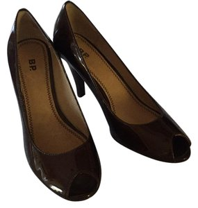BP. Clothing Brown Pumps