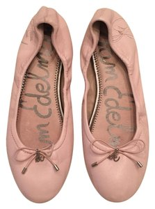 Sam Edelman Powder pink Flats