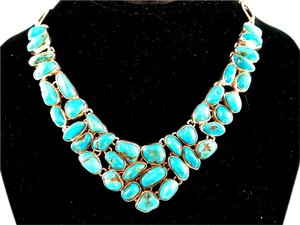 New Mexico Silver Turquoise