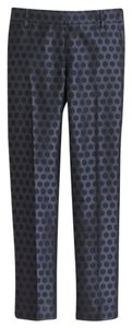 J.Crew Straight Pants Blue / Navy