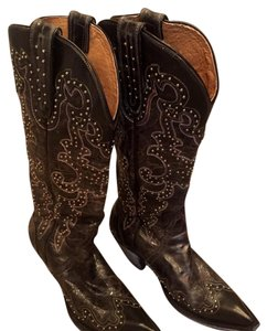 Sterling River Black Boots