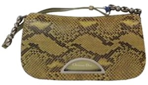 Dior Snake Shoulder Bag