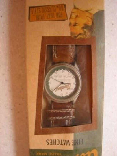 Other Vintage style Cleveland watch with box & extra band