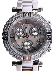 Joe Rodeo Lady Joe Rodeojojoaqua Marina Diamond Watch .90 Ct