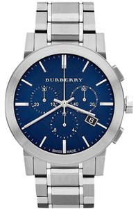 Burberry BU9363 NWT Burberry The City Men's Watch