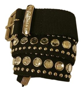 Mudd Mudd Studded Belt Saint Philomena, pray for buyer!