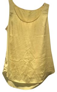 New York & Company Top Yellow
