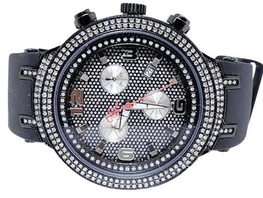 Joe Rodeo Mens Joe Rodeo Jojo Master Edition 242 Real Diamond Watch 2.2 Ct Jjm90