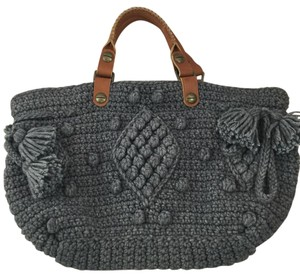 GERARD DAREL Tote in Grey