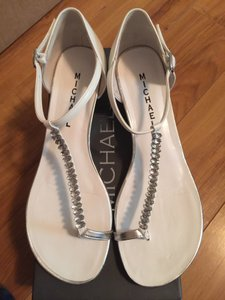 Michaels Rhinestone Sandals Wedding Shoes