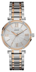 Guess REFINED TWO-TONE FEMININE WATCH