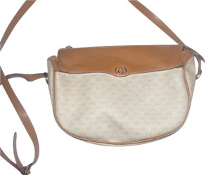 Gucci Excellent Vintage Popular Style Crescent Shape Perfect For Everyday Cross Body Bag