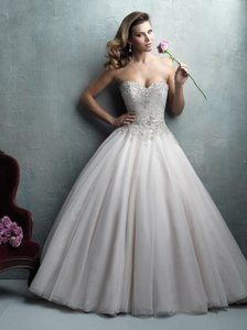 Allure Bridals C323 Wedding Dress
