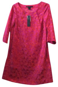 Marc Jacobs short dress Electric fuschia - multi on Tradesy