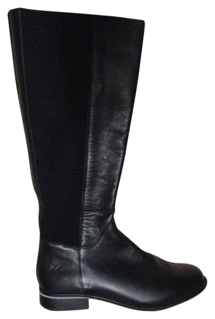 Item - Black Lea Ridding Boots/Booties Size US 7 Regular (M, B)