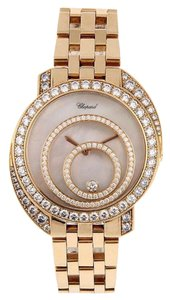 Chopard Chopard 18K Yellow Gold Happy Spirit Watch 209006-0001