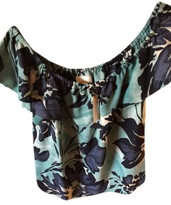 Maeve Top Turquoise