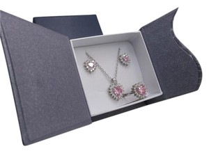 Other Pink Heart Fashion 3 item Gift Set with Box and Free Shipping