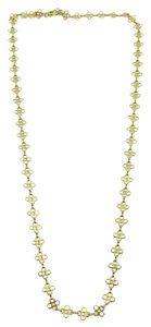 Tory Burch TORY BURCH Mini Clover Necklace, Gold