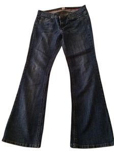 Refuge Jeans Boot Cut Jeans-Distressed