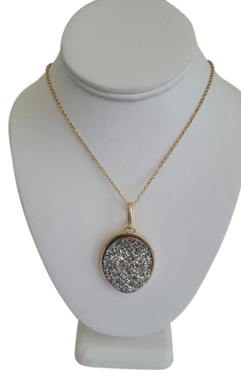 Preload https://img-static.tradesy.com/item/18829444/gold-18k-bailey-with-oval-stone-necklace-0-1-540-540.jpg