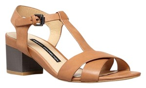 French Connection Tan Sandals