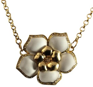 Rose Statement Necklace [SHIPS NEXT DAY]