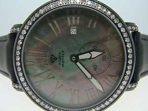 Aqua Master Jojo Joe Rodeo Vs Auto Diamond Watch 5.64 C