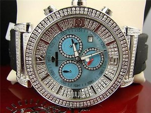 Other Ctw Fully Iced Joe Rodeotechnolink Diamond Watch