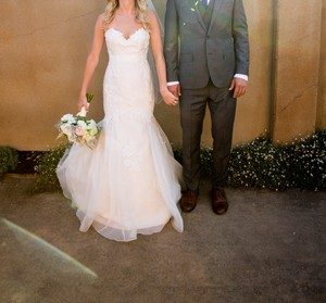 Lea-Ann Belter Blanche Wedding Dress