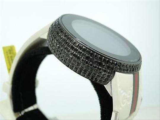 Gucci Black Diamond White I Gucci Digital Diamond Watch Ct