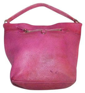Prada High-end Bohemia Xl Satchel/bucket Front Id Tag Great Color Popular Style Hobo Bag