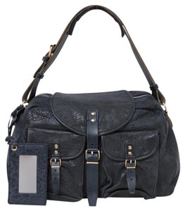 Balenciaga Satchel in Dark Gray