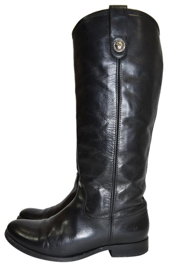 Preload https://img-static.tradesy.com/item/18834442/frye-black-melissa-button-leather-riding-biker-moto-b6-2-bootsbooties-size-us-75-regular-m-b-0-1-540-540.jpg